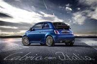 Fiat 500C Cabrio Italia