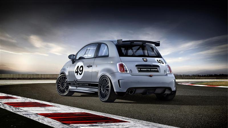 2012 Abarth 695 Assetto Corse pictures and wallpaper