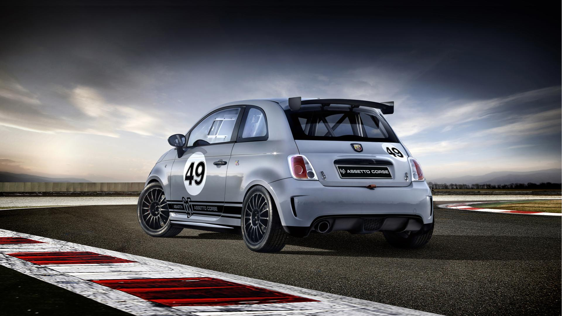 2012 abarth 695 assetto corse news and information. Black Bedroom Furniture Sets. Home Design Ideas