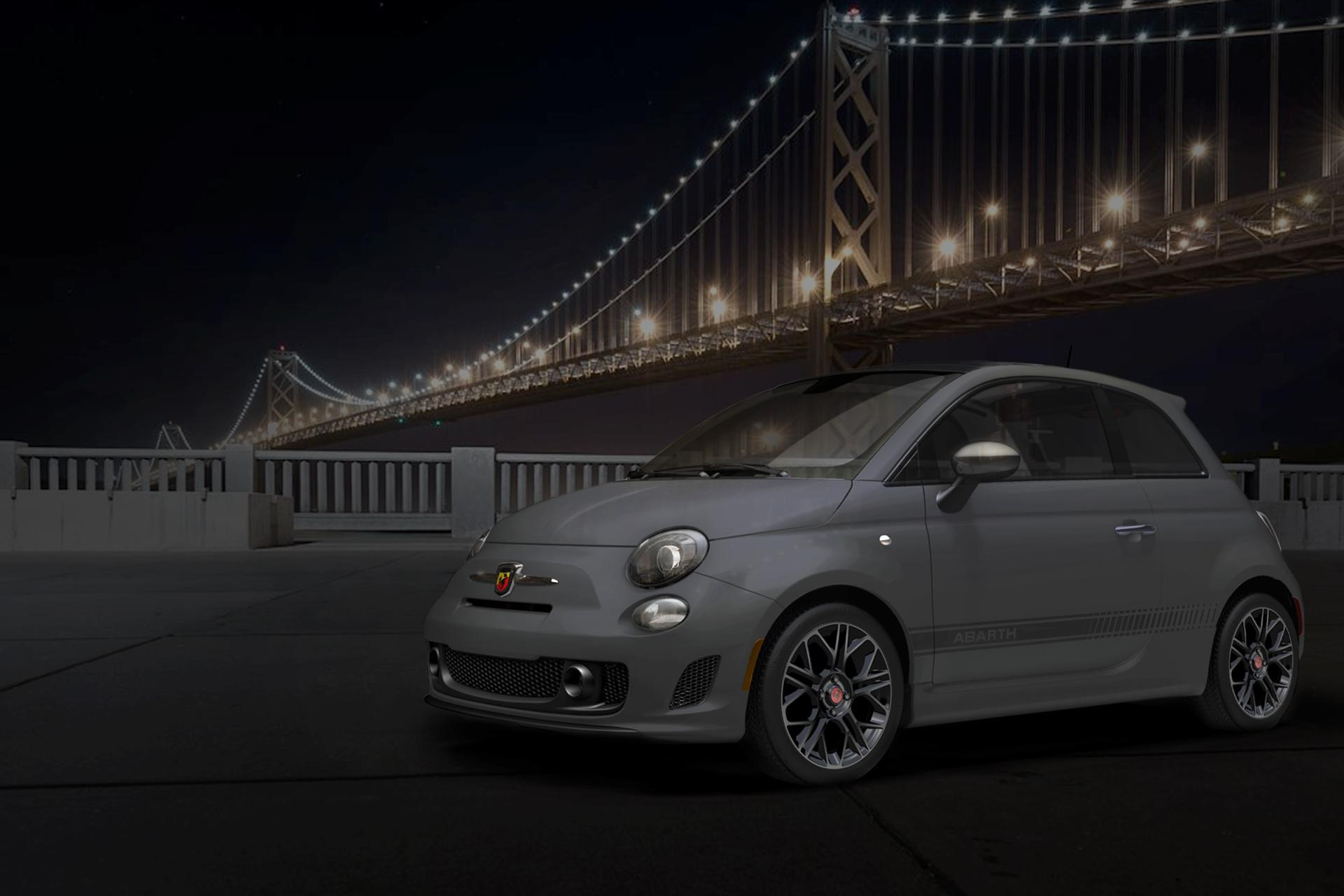 2013 Fiat 500 Abarth Tenebra Design Concept News and Information, Research,  and Pricing
