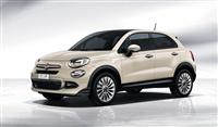 Fiat 500X Monthly Sales
