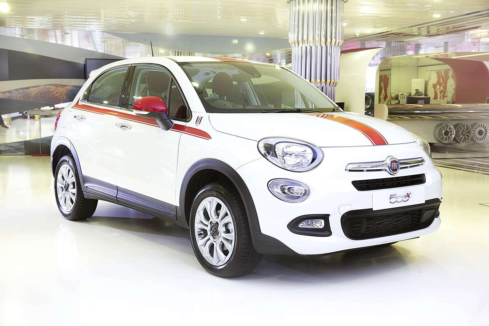 2017 fiat 500x fulham fc special edition wallpaper and. Black Bedroom Furniture Sets. Home Design Ideas