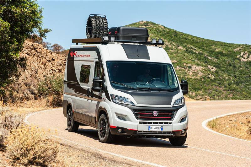 1218200b95cac6 2017 Fiat Ducato 4x4 Expedition News and Information