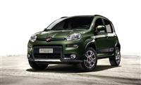 2013 Fiat Panda 4x4 image.