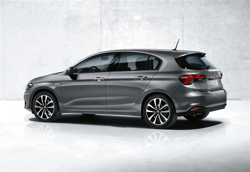2016 Fiat Tipo Hatchback News And Information