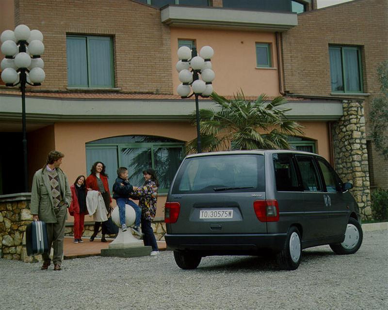 1995 Fiat Ulysse