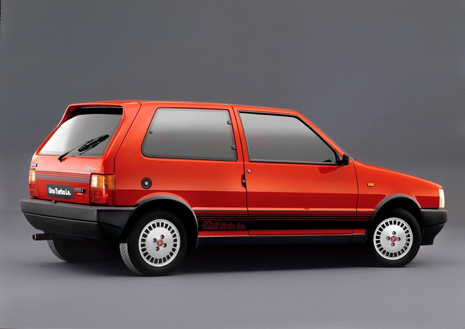 1983 Fiat Uno Image Https Www Conceptcarz Com Images