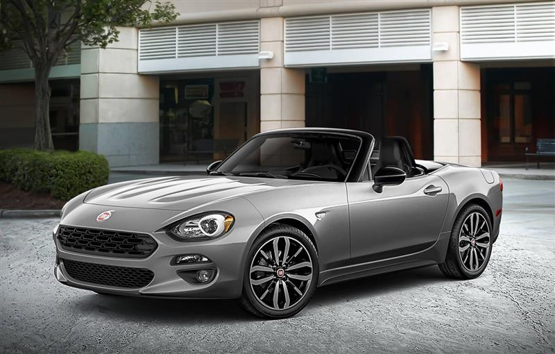 2019 Fiat 124 Spider Urbana Edition pictures and wallpaper