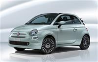 Popular 2020 Fiat 500 Hybrid Launch Edition Wallpaper
