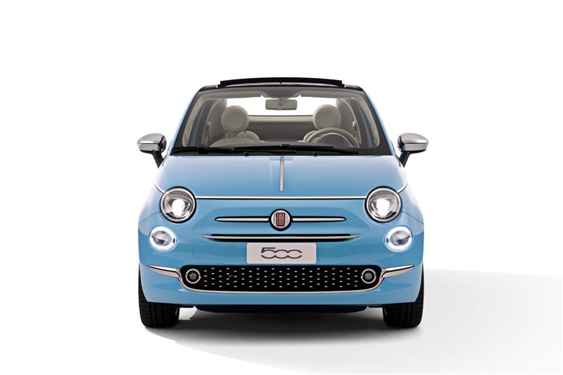 2018 Fiat 500 Spiaggina 58 News And Information