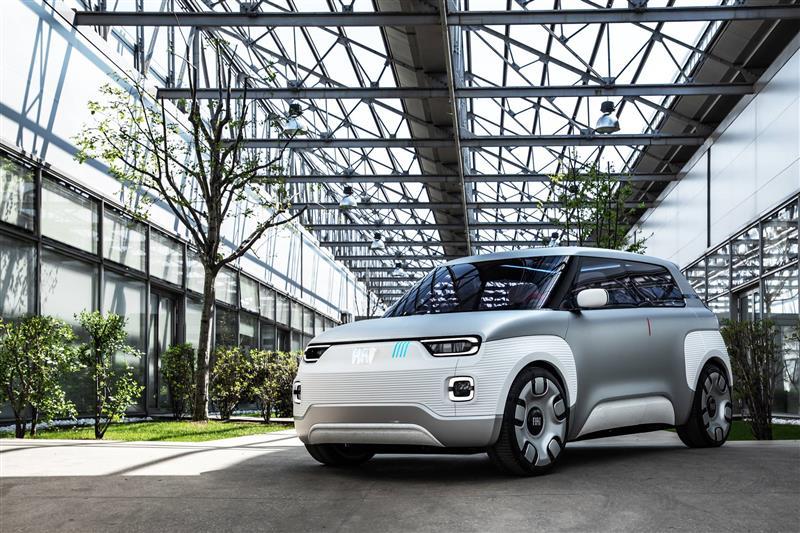 2019 Fiat Concept Centoventi