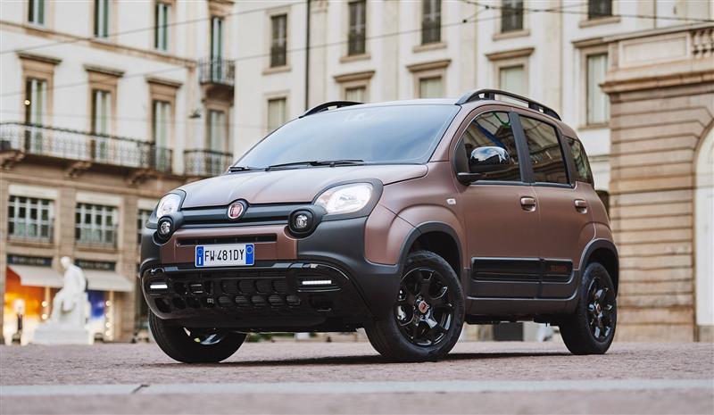 2020 Fiat Panda Trussardi News And Information Com