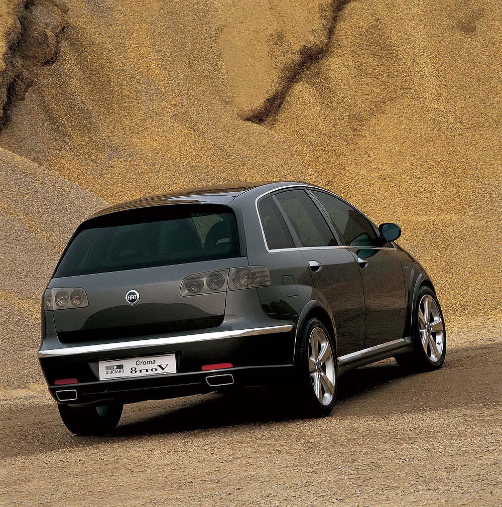 2005 Fiat Croma 8ttoV