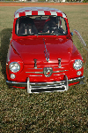Chassis information for Fiat 850 TC