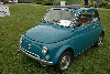 Chassis information for Fiat 500