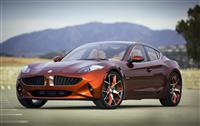 Popular 2012 Fisker Atlantic Concept Wallpaper