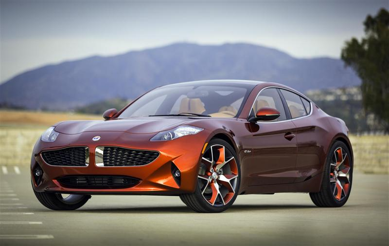 2012 Fisker Atlantic Concept News and Information, Research, and History