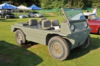 1953 Fletcher Flair Jeep Prototype