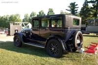 1925 Flint E-55 image.