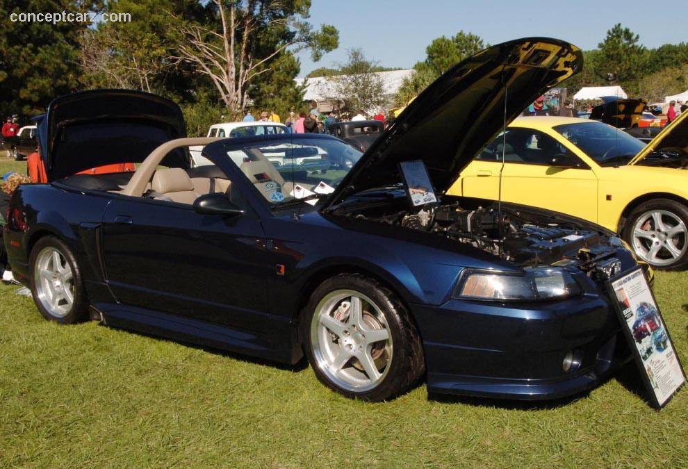 2001 Roush Mustang Image. https://www.conceptcarz.com ...