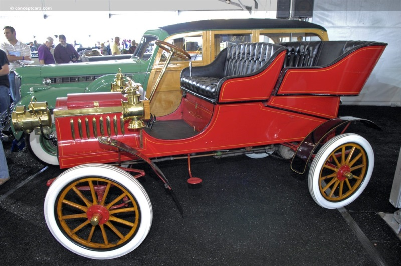 1904 Ford Model A C Photograph