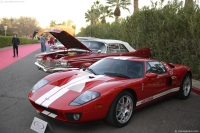 2005 Ford GT.  Chassis number 1FAFP90S85Y400057