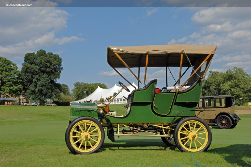 1905 Ford Model F pictures and wallpaper