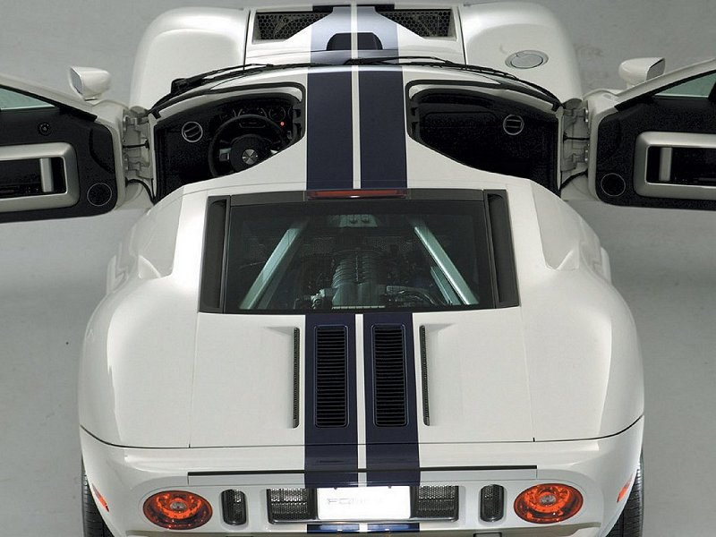 2006 Ford GT thumbnail image