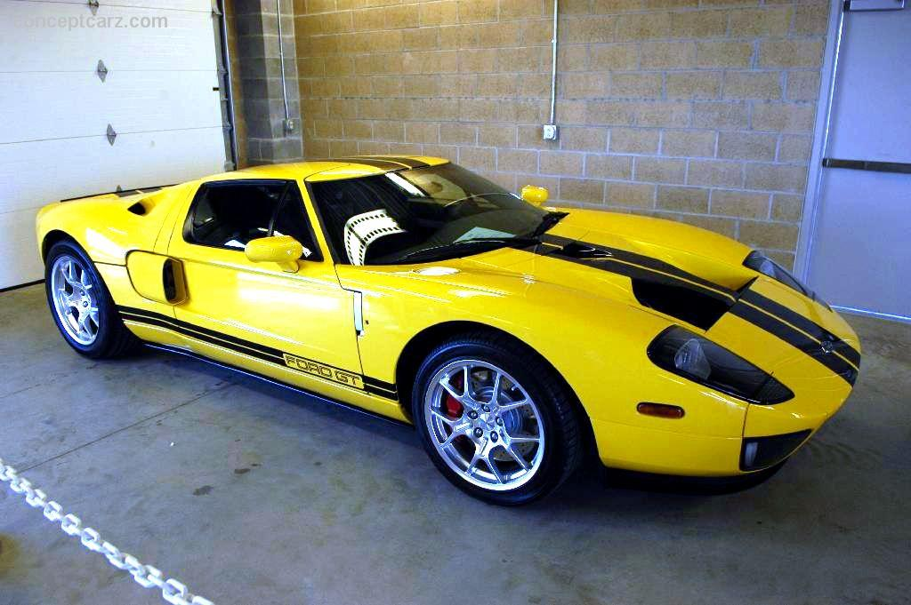 2005 Ford Gt Image Https Www Conceptcarz Com Images