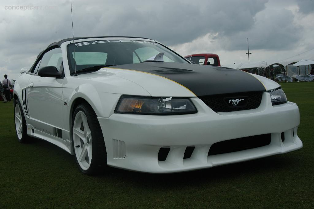 2005 saleen mustang 281 history pictures value auction sales research and news. Black Bedroom Furniture Sets. Home Design Ideas