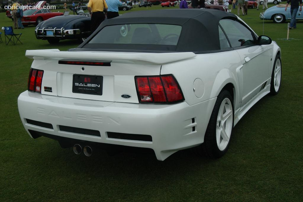 Auction Results and Sales Data for 2005 Saleen Mustang 281