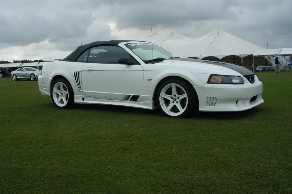 2005 saleen mustang 281 image photo 1 of 10. Black Bedroom Furniture Sets. Home Design Ideas