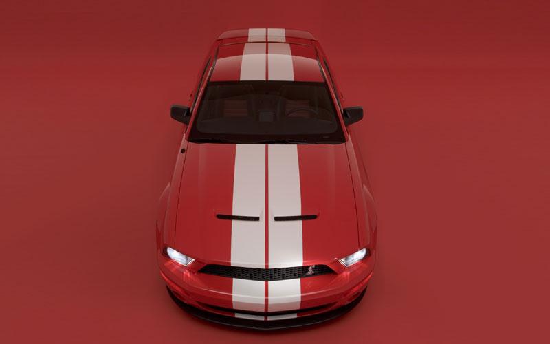 2005 Shelby Cobra GT500 thumbnail image