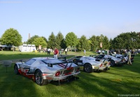 Racing Through The Ages: The Ford GT