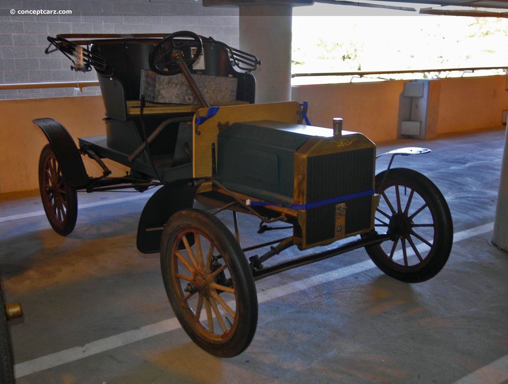 1906 Ford Model N Image Chassis Number 2907 Photo 28 Of 32