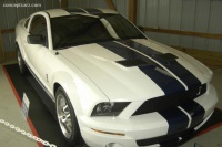 2006 Shelby Mustang GT500 image.