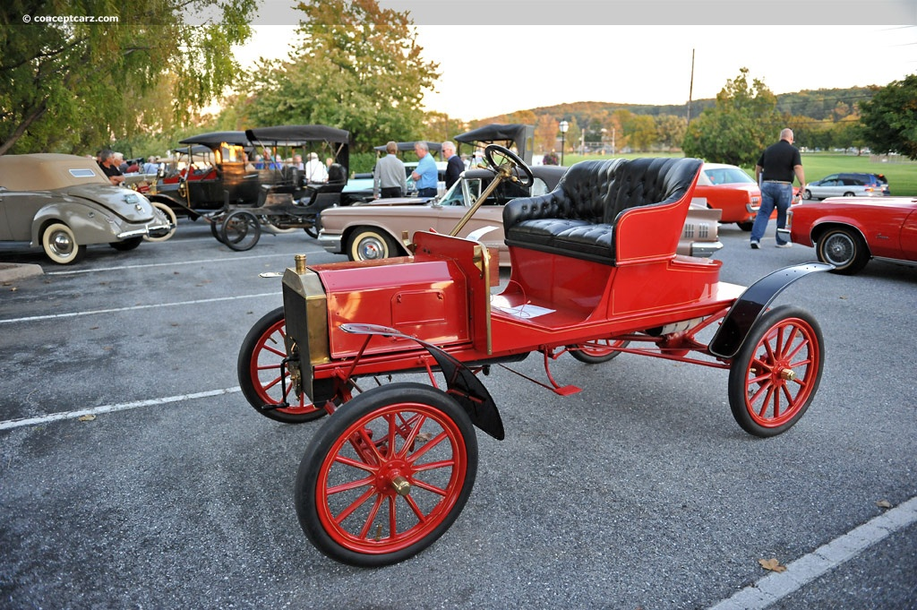 1906 Ford Model N Pictures History Value Research News