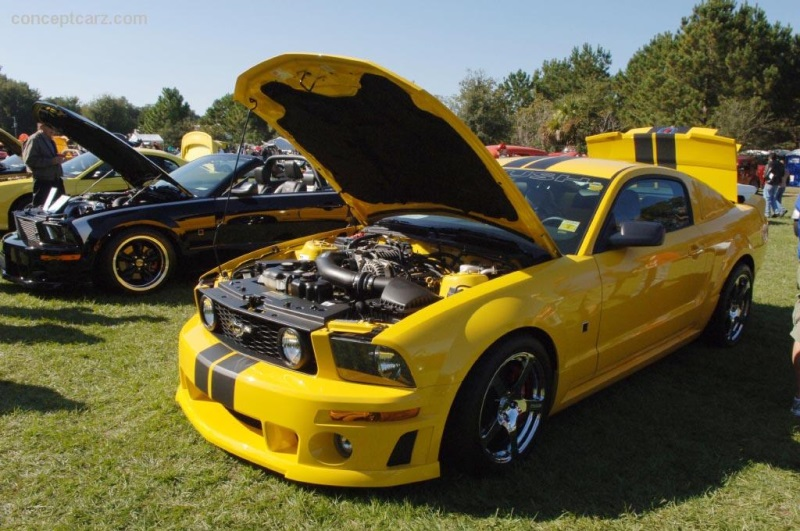 2006 Roush Mustang Stage 3 | conceptcarz com