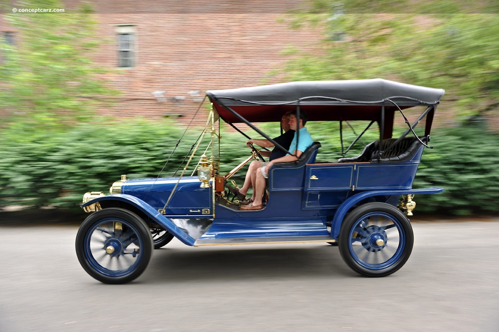 1907 Ford Model K History, Pictures, Value, Auction Sales ...