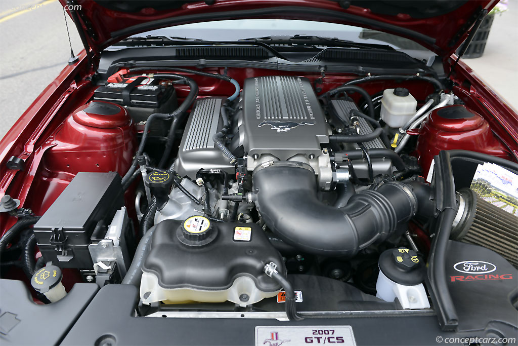 2007 Ford Mustang California Special GT/CS Image. Photo 6 of 30