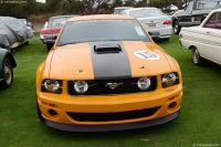 2007 Ford Saleen Parnelli Jones Limited Edition Mustang.  Chassis number 1ZVFT82H375249583