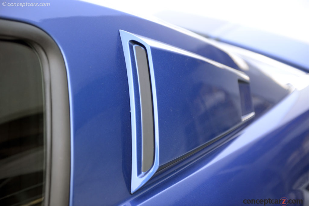 2007 Shelby Mustang GT500