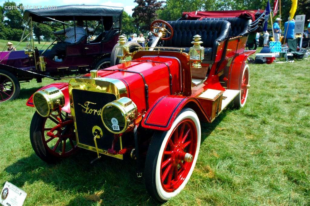 1907 Ford Model K Image Https Www Conceptcarz Com
