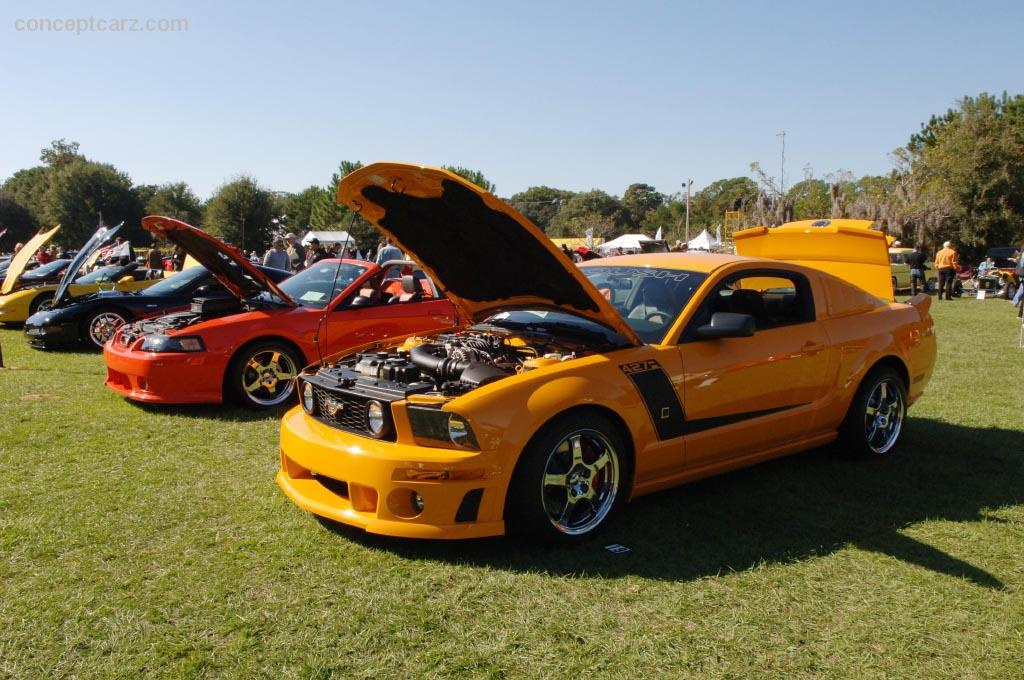 Auction Results And Data For 2007 Roush 427r Mustang