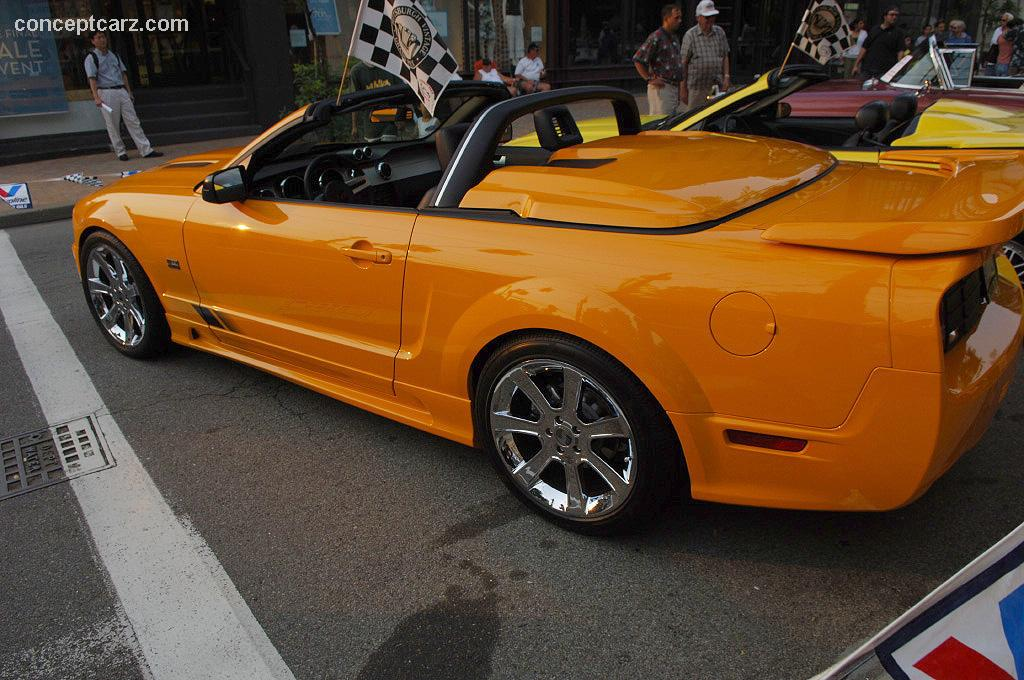 auction results and sales data for 2006 saleen mustang. Black Bedroom Furniture Sets. Home Design Ideas
