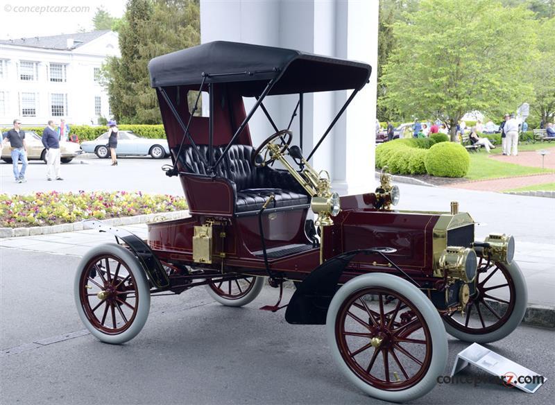 1907 Ford Model N