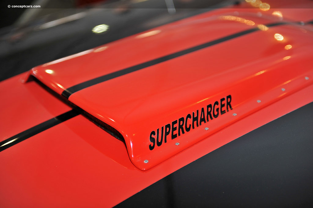 2008 Shelby Mustang GT/SC Barrett-Jackson Edition