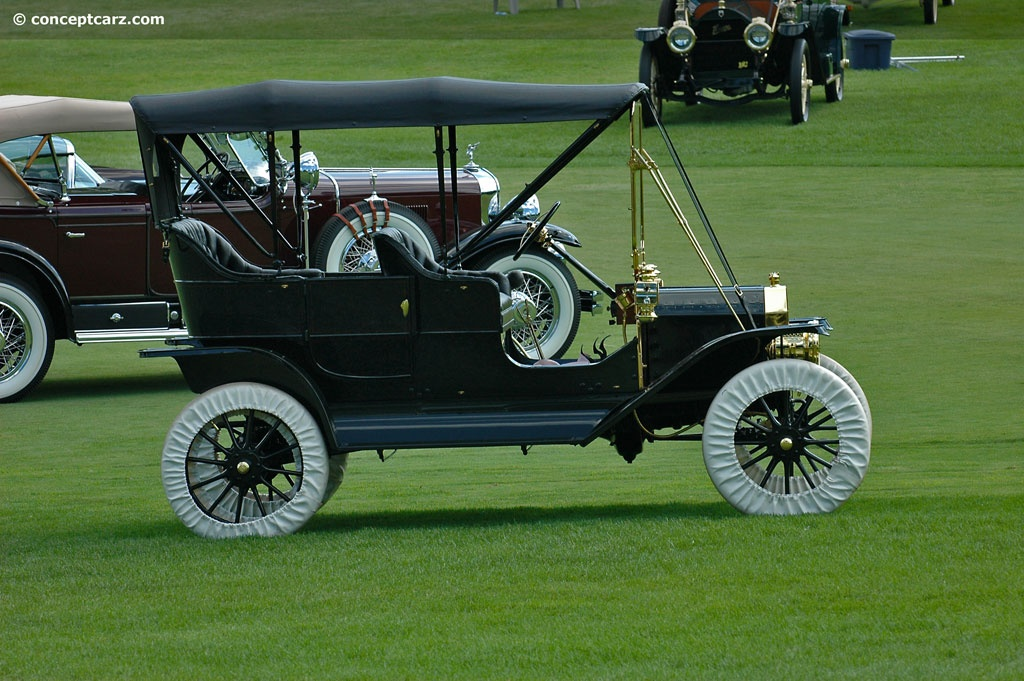 Model T Touring Car For Sale