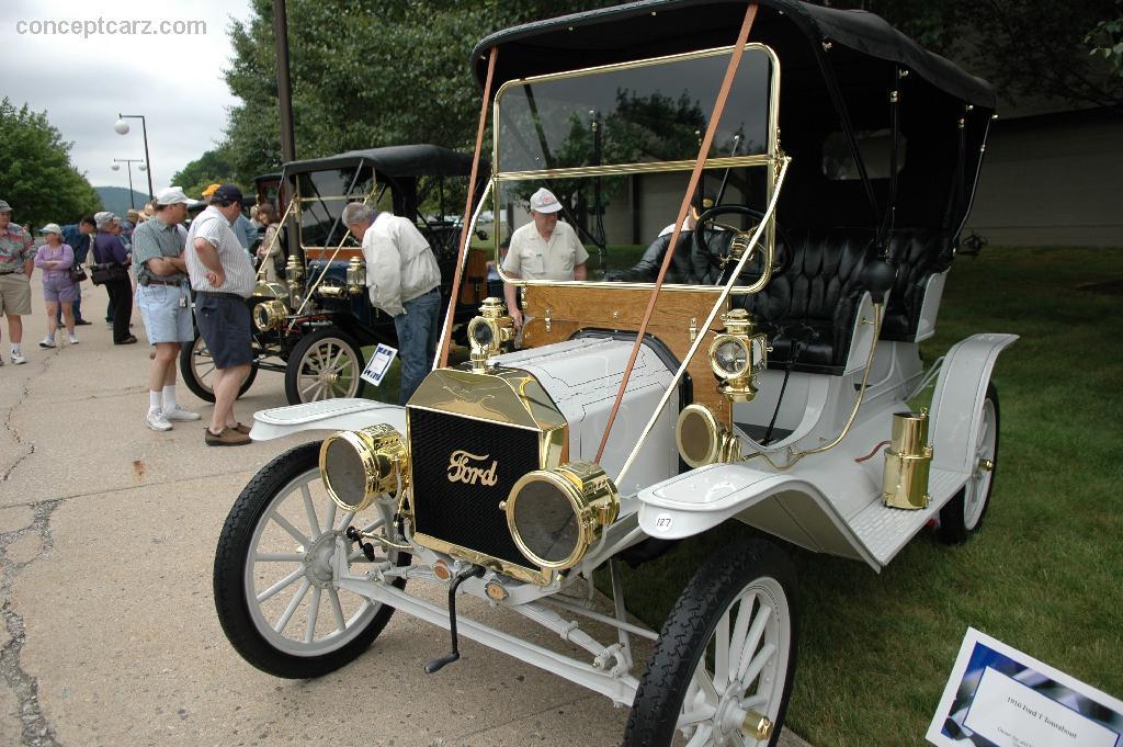 T Ford Car
