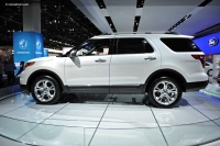 2011 Ford Explorer image.
